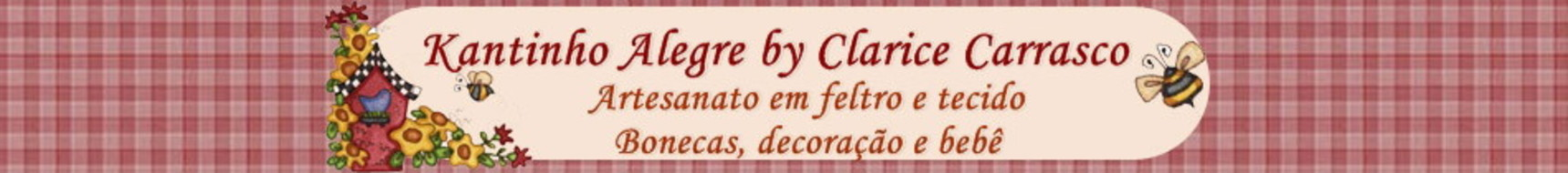 Kantinho Alegre by Clarice R. Carrasco