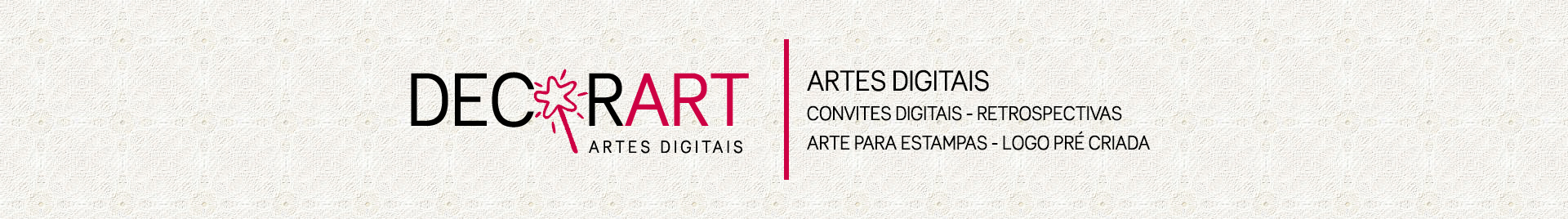 DecorART - Artes Digitais