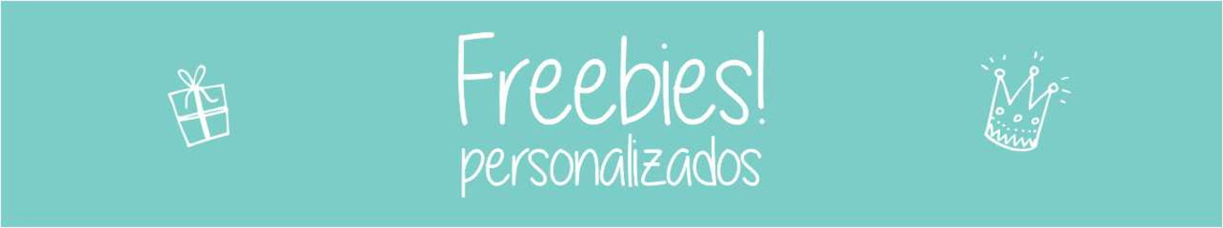 Freebies Presentes Personalizados