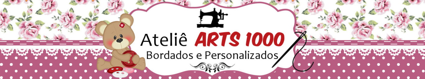 Atelie Arts 1000 Bordados