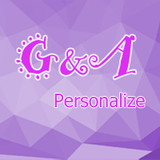 G&A Personalize