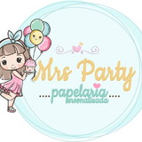 Mrs Party Papelaria Personalizada