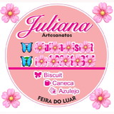 Juliana Art´s em Biscuit