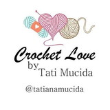 Crochet Love by Tati Mucida