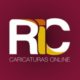 Ric caricaturas online