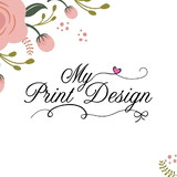 My Print Design  I  Wedding