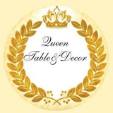 Queen Table & Decor