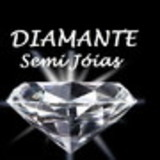 DIAMANTE Semi Jóias