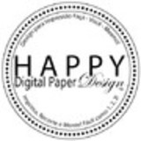 Happy Digital Paper