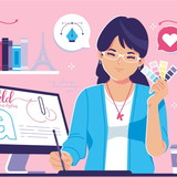Arte digital Scrapbook