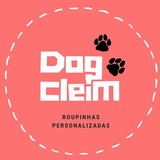 Dog Cleim moda pet