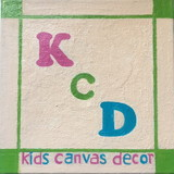 Kids Canvas Decor