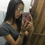 e9ff9e01ae6 Jaqueline Oliveira dos Santos avaliou Blusa feminina baby look camiseta  ADIDAS festa eletrônica - Ótima.