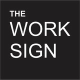 the Work Sign - Art & Festa