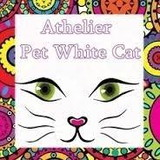 ATELIE PET WHITE CAT