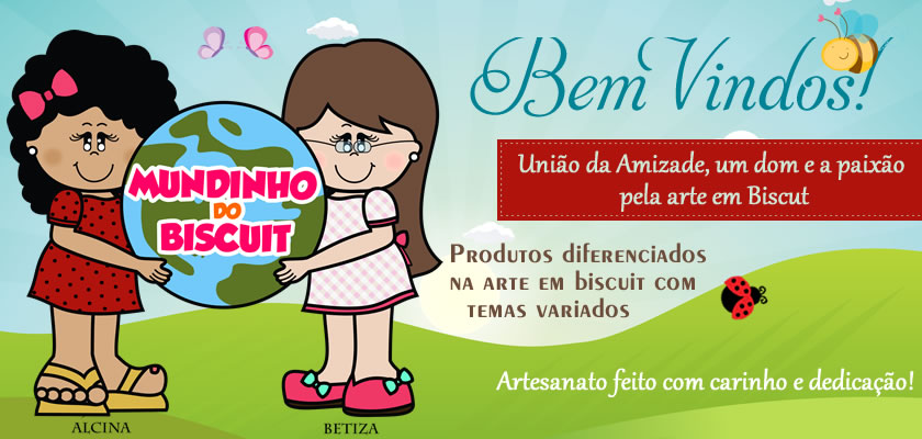 Ateliê Mundinho do Biscuit