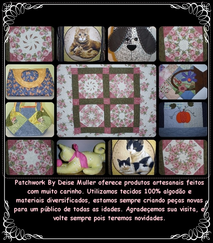 PATCHWORK BY DEISE MULLER