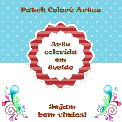 Patch Colorê Artes