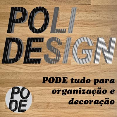 Poli design elo7 for Poli design