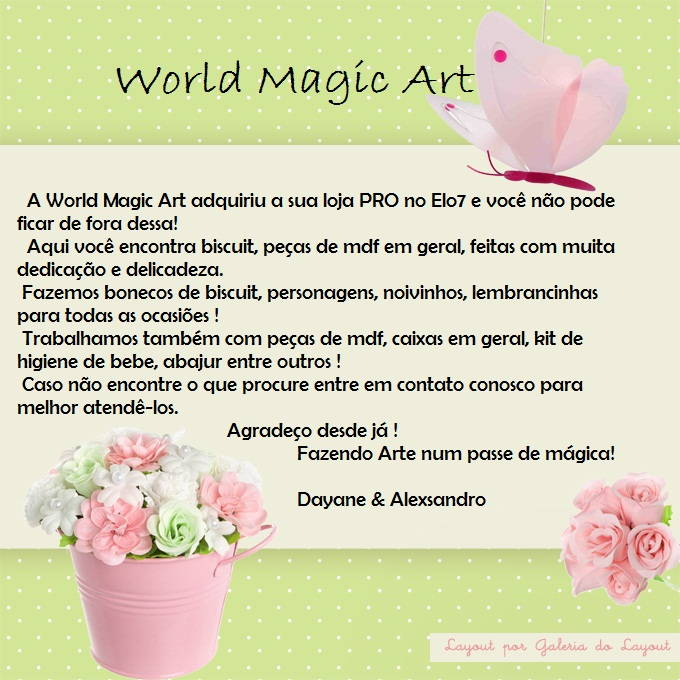 World Magic Art