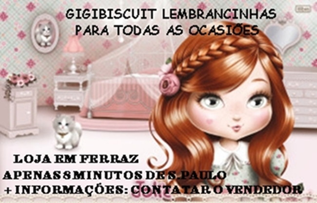 GigiBiscuit  Lembrancinhas