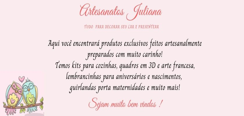 Artesanatos Juliana