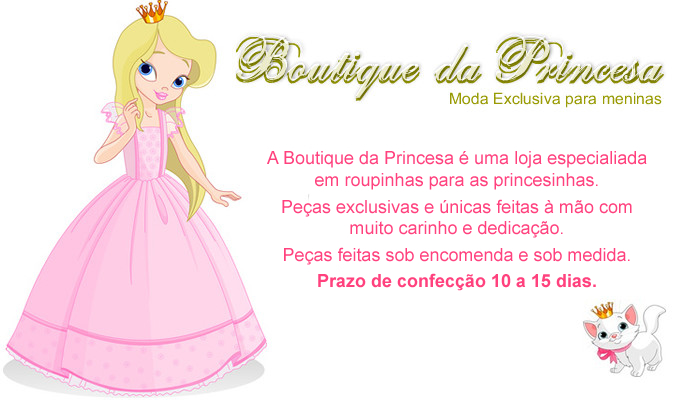Boutique da Princesa
