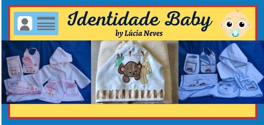 bordados & cia by lucia neves