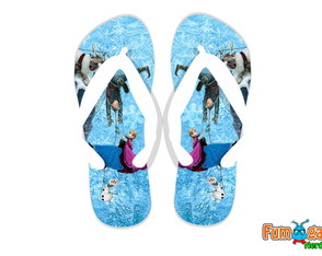 Chinelo Frozen FR01