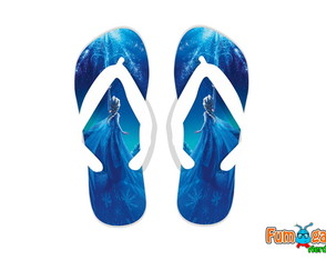 Chinelo Frozen FR02