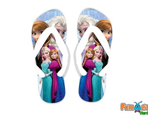Chinelo Frozen FR03