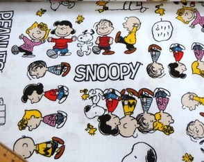 Snoopy - personagens