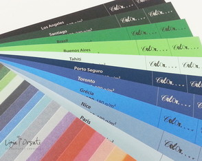 Cores Papel Color Plus